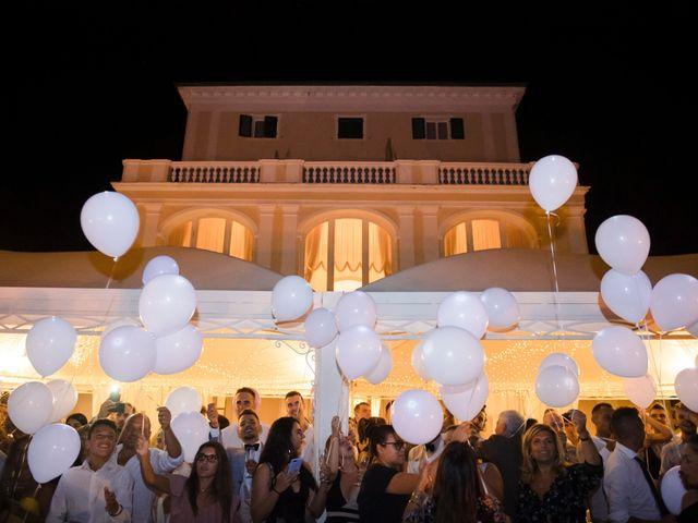Il matrimonio di Linda e Gabriele a Livorno, Livorno 56