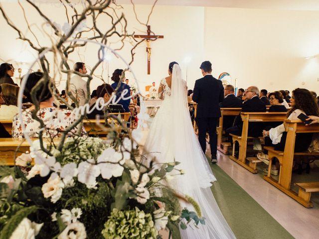 Il matrimonio di Michele e Annalisa a Altamura, Bari 24