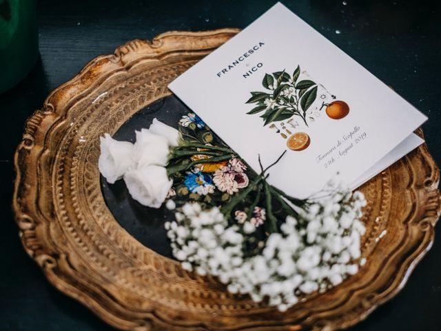 Il matrimonio di Nico e Francesca a Trapani, Trapani 22