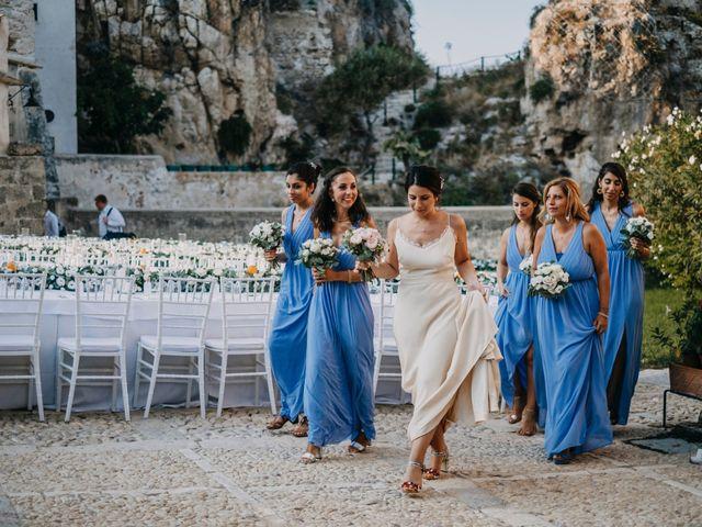 Il matrimonio di Nico e Francesca a Trapani, Trapani 38