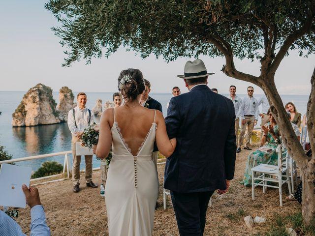Il matrimonio di Nico e Francesca a Trapani, Trapani 44
