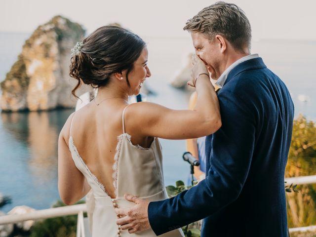 Il matrimonio di Nico e Francesca a Trapani, Trapani 45