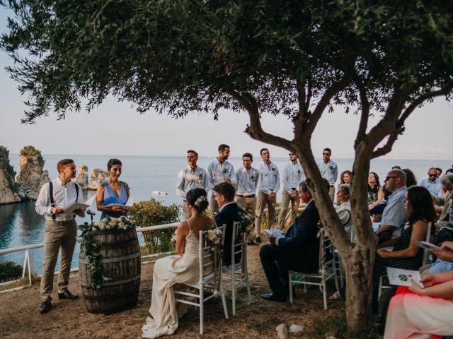 Il matrimonio di Nico e Francesca a Trapani, Trapani 46