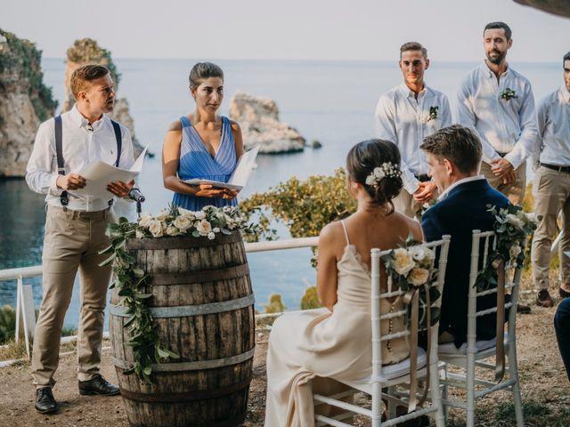 Il matrimonio di Nico e Francesca a Trapani, Trapani 48