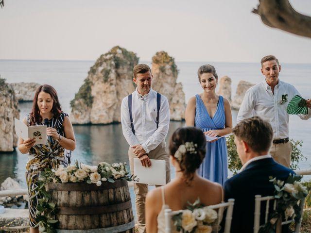 Il matrimonio di Nico e Francesca a Trapani, Trapani 49