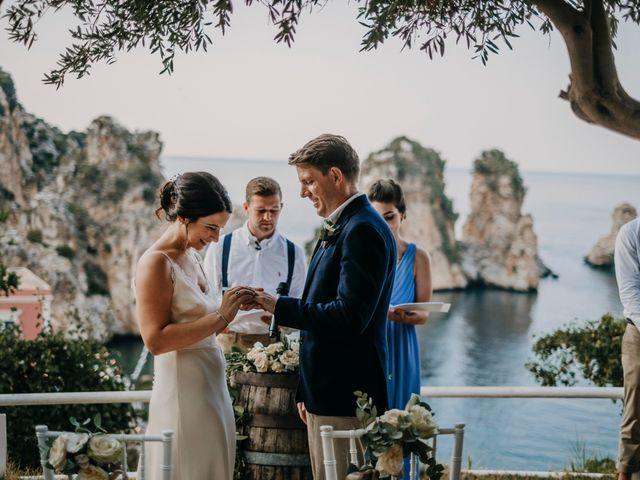 Il matrimonio di Nico e Francesca a Trapani, Trapani 52