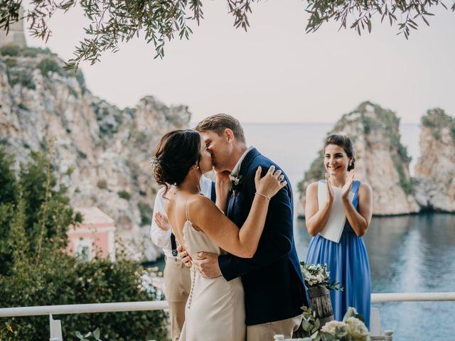 Il matrimonio di Nico e Francesca a Trapani, Trapani 53