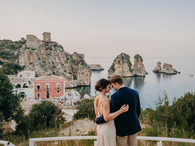 Il matrimonio di Nico e Francesca a Trapani, Trapani 60