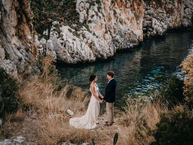 Il matrimonio di Nico e Francesca a Trapani, Trapani 70