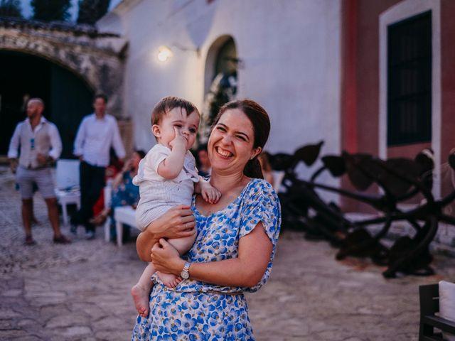 Il matrimonio di Nico e Francesca a Trapani, Trapani 75