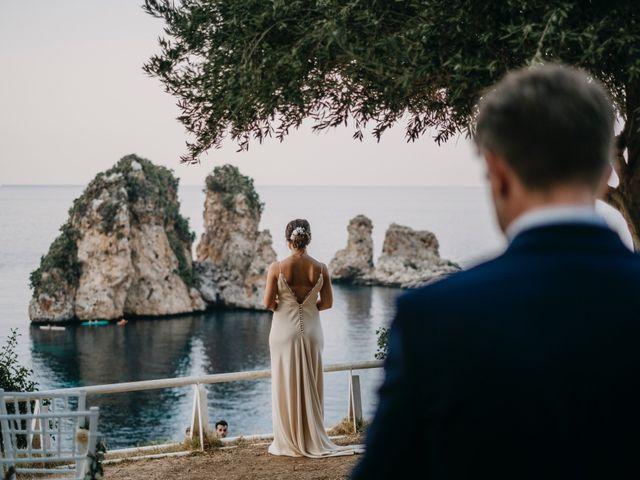 Il matrimonio di Nico e Francesca a Trapani, Trapani 77