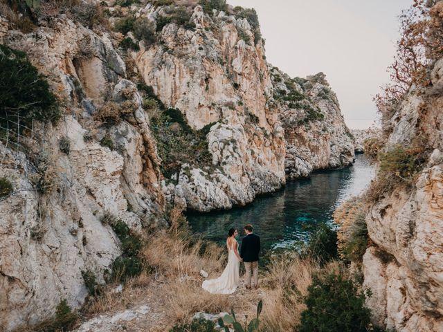 Il matrimonio di Nico e Francesca a Trapani, Trapani 81