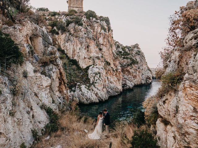 Il matrimonio di Nico e Francesca a Trapani, Trapani 82