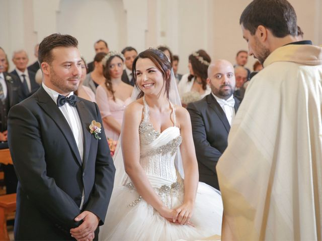 Il matrimonio di Davide e Azzurra a Torre del Greco, Napoli 11