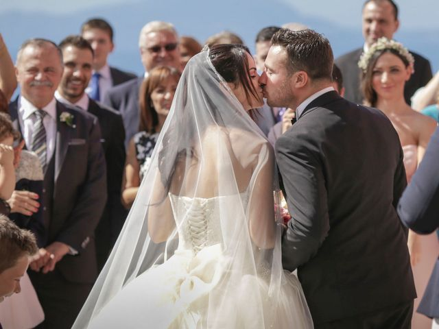Il matrimonio di Davide e Azzurra a Torre del Greco, Napoli 13