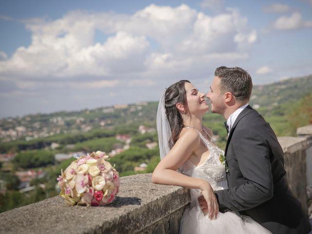 Il matrimonio di Davide e Azzurra a Torre del Greco, Napoli 16