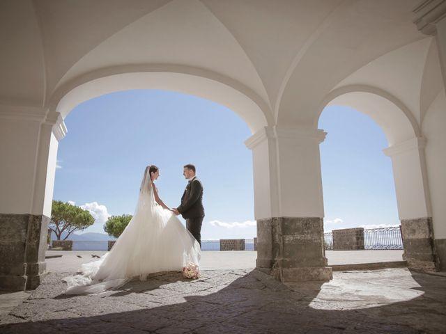 Il matrimonio di Davide e Azzurra a Torre del Greco, Napoli 19