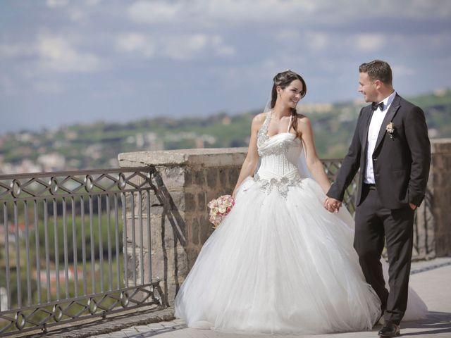 Il matrimonio di Davide e Azzurra a Torre del Greco, Napoli 21