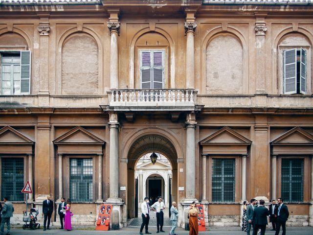 Il matrimonio di Alessandro e Isabella a Roma, Roma 28