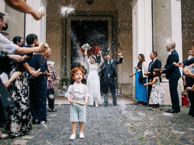 Il matrimonio di Alessandro e Isabella a Roma, Roma 34