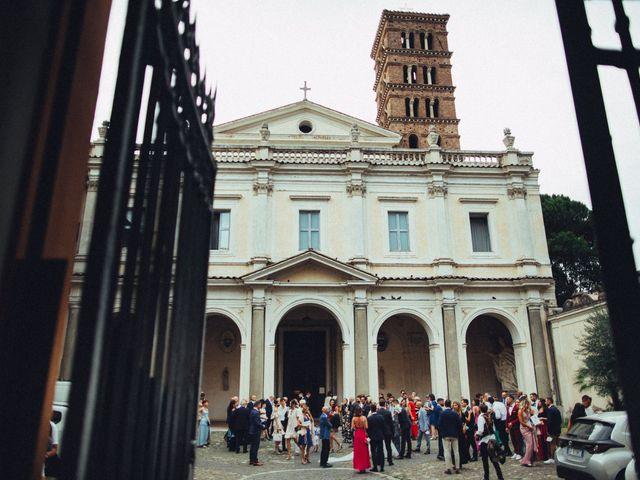 Il matrimonio di Alessandro e Isabella a Roma, Roma 35