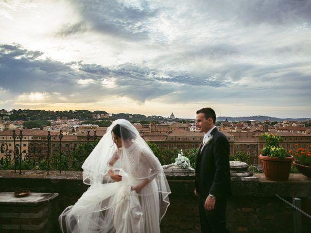 Il matrimonio di Alessandro e Isabella a Roma, Roma 37
