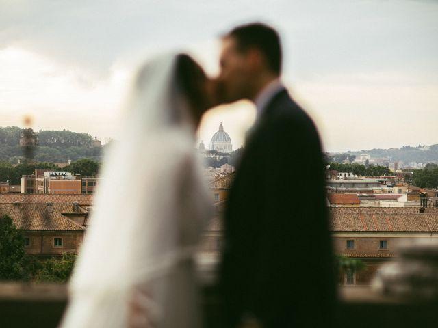 Il matrimonio di Alessandro e Isabella a Roma, Roma 38