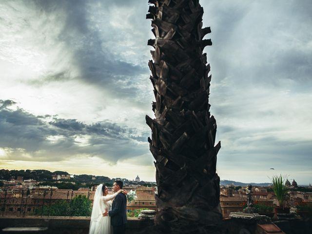 Il matrimonio di Alessandro e Isabella a Roma, Roma 39