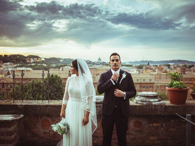 Il matrimonio di Alessandro e Isabella a Roma, Roma 40
