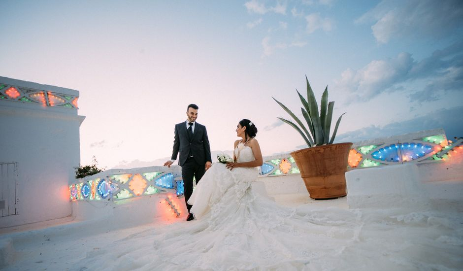 Il matrimonio di Mino e Katia a Savelletri, Brindisi