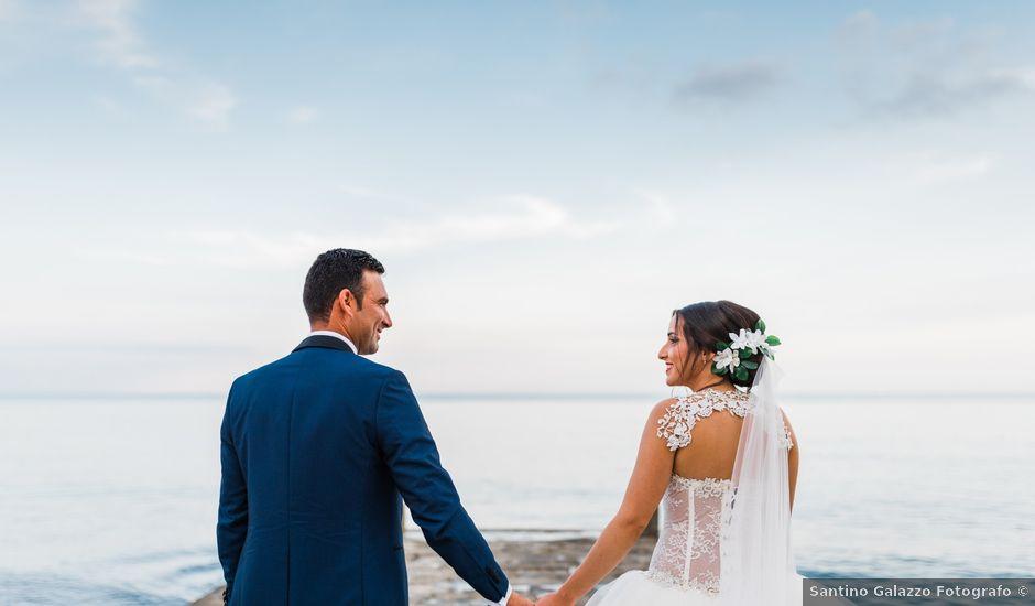 Il matrimonio di Giovanni e Arianna a Pozzallo, Ragusa