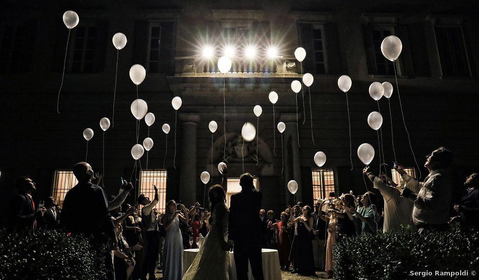 Il matrimonio di Christopher e Rossella a Santo Stefano Ticino, Milano