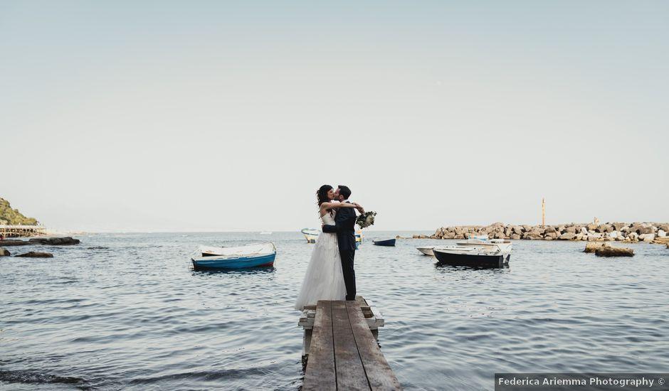 Il matrimonio di Filippo e Ida a Napoli, Napoli