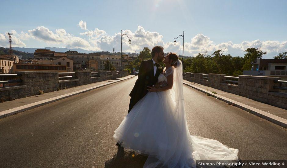 Il matrimonio di Francesco e Alessandra a Cosenza, Cosenza