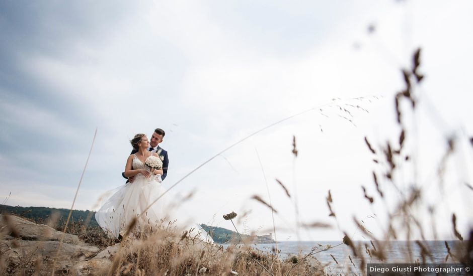 Il matrimonio di Linda e Gabriele a Livorno, Livorno