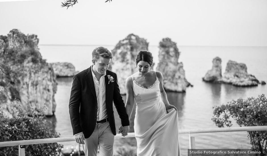 Il matrimonio di Nico e Francesca a Trapani, Trapani