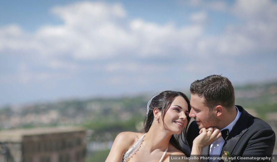 Il matrimonio di Davide e Azzurra a Torre del Greco, Napoli