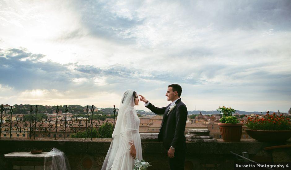 Il matrimonio di Alessandro e Isabella a Roma, Roma