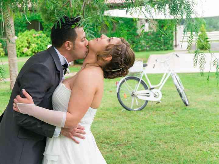 Le nozze di Veronica e Umberto