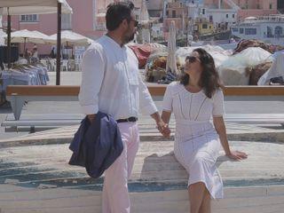 le nozze di Ophélie e Damien 1