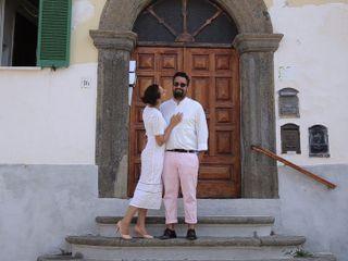 le nozze di Ophélie e Damien 3