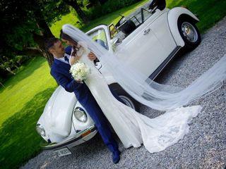 Le nozze di Larisa e Fabrizio