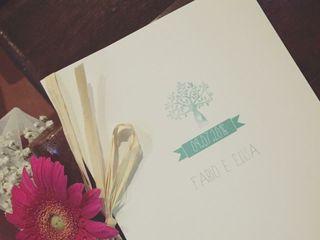 Le nozze di Elisa e Fabio 3