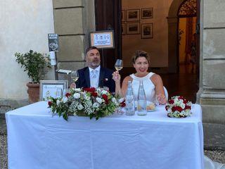 Le nozze di Sibilla e Antonio