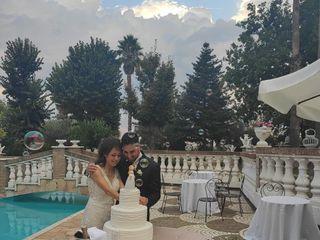 Le nozze di Augusto e Manuela 1