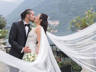 Le nozze di Seray e Daniel