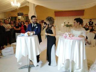 Le nozze di Lisa e Corrado