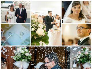 Le nozze di Indira e Federico 1