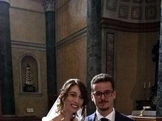 le nozze di Francesca e Marcello 2