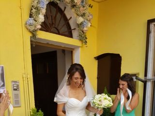 le nozze di Francesca e Marcello 3